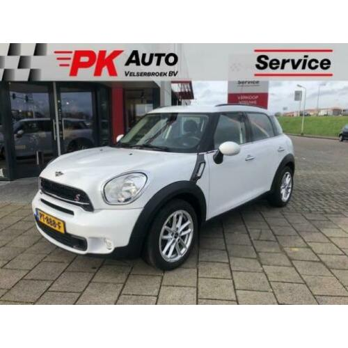 MINI Countryman 1.6 Cooper S Pepper Super mooie dealer onder