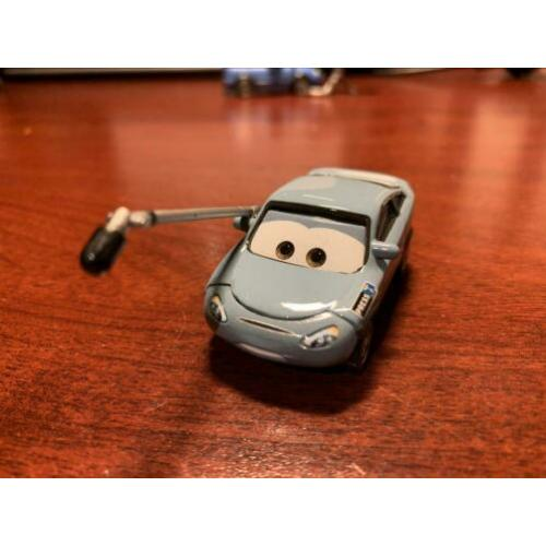 Disney Pixar Cars 1 movie - Matti Press 1:55
