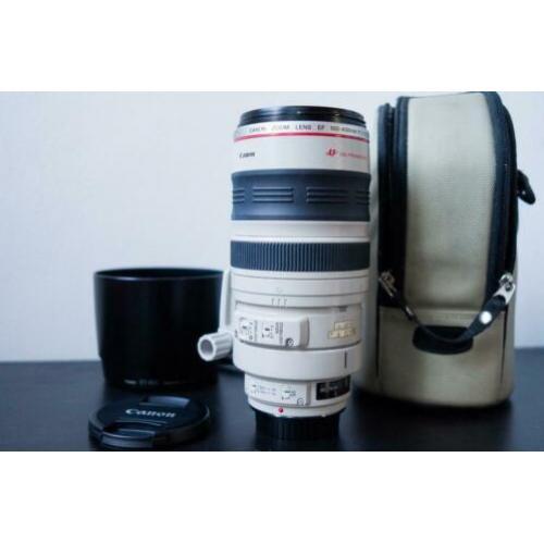 Canon 100-400mm L USM I 4.5-5.6 IS