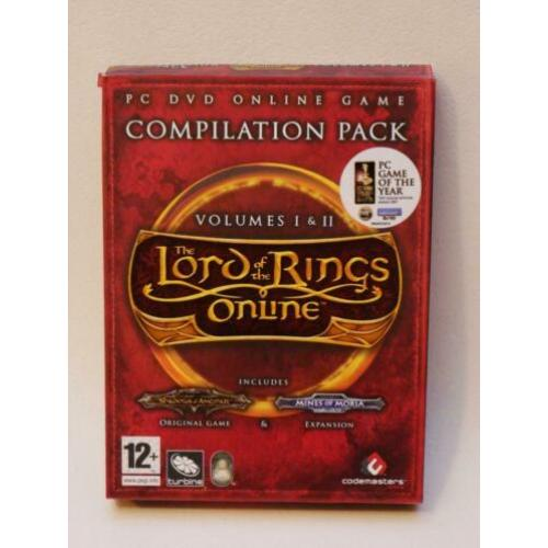 Lord of the Rings Online Volumes 1 & 2 compilation - Pc Game