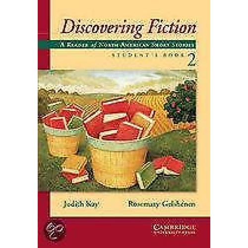 Discovering Fiction Students Book 2 9780521003513